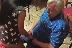 Teen Lost A Bet With A Friend Must Fucked By Old Man In